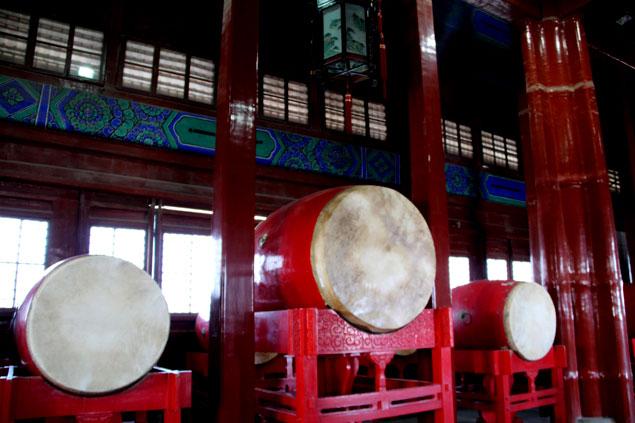 Tambores de la dinastía Ming