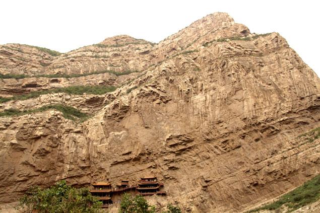 Ubicado en el monte Cuiping