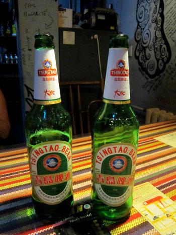 Cerveza Tsingtao, símbolo de País