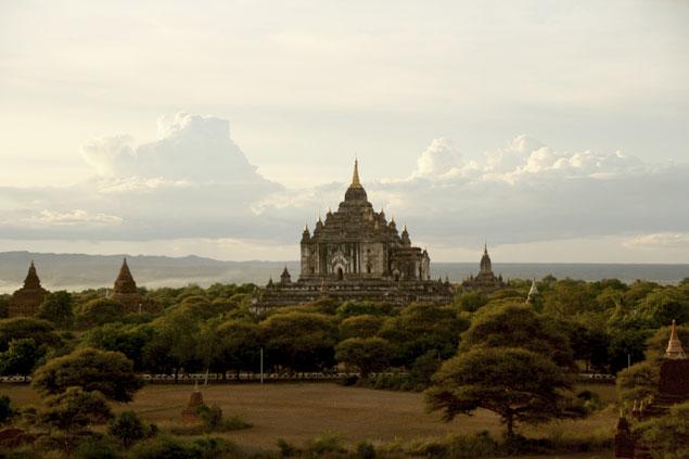 Llanura de Bagan