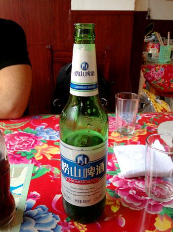 Cerveza Laoshan