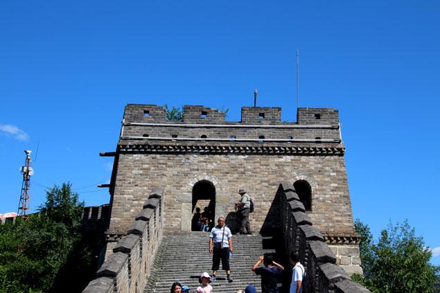 Atalaya en la zona de Mutianyu