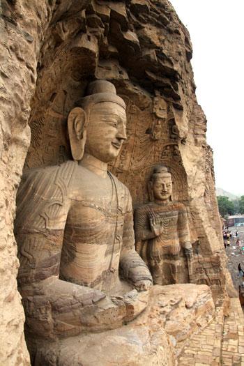Una de las esculturas mas populares