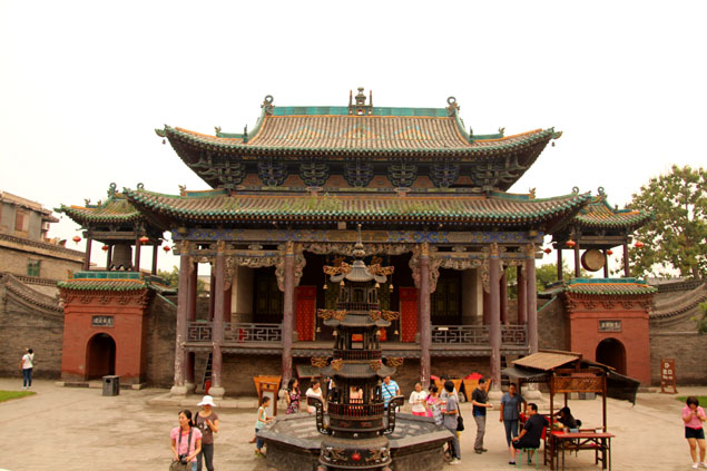 Templo Chenghuang