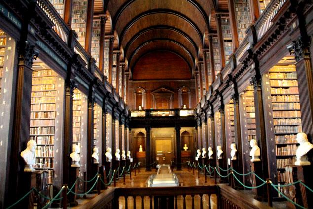 Libreria del Trinity College