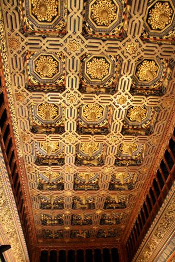 Elaborados techos