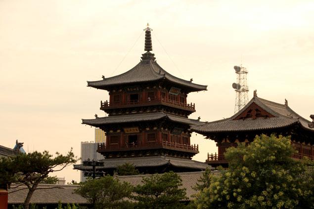 Pagoda de Huayan Si
