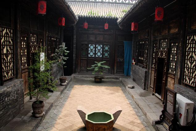 Patio tradicional