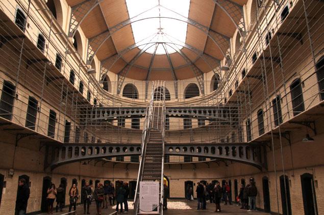 Centro de la prisión