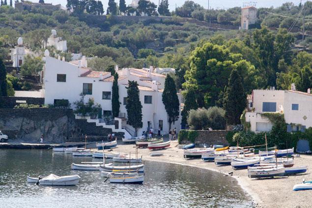 Casa Dalí en Port Lligat