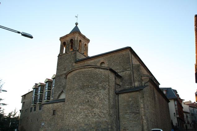 Iglesia de jaca