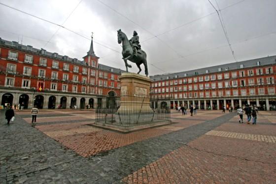 Plaza Mayor , Que hacer en Madrid