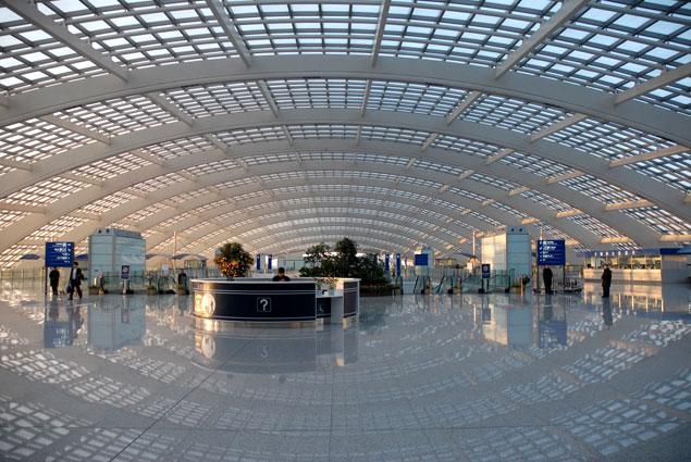 Aeropuerto (Cancelación de vuelos)