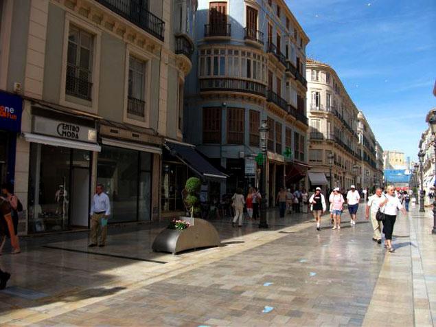 Calles de Málaga