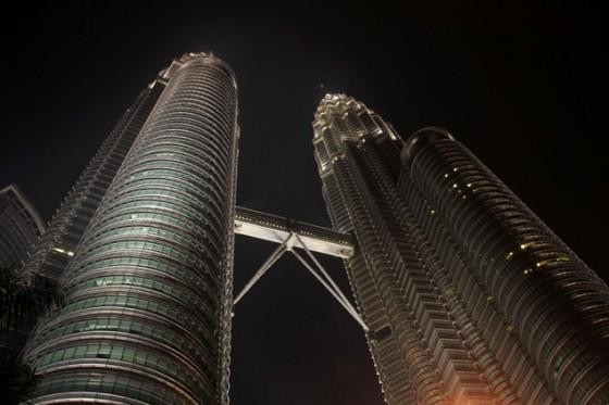 Torres Petronas itinerario por Malasia