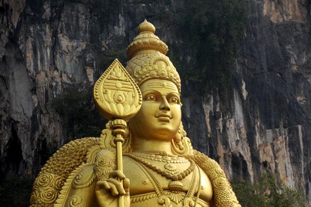 Cuevas Batu que ver en Kuala Lumpur
