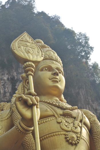 Itinerario por Malasia , por libre