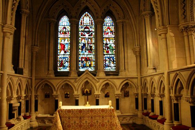 Altar en Christ Church