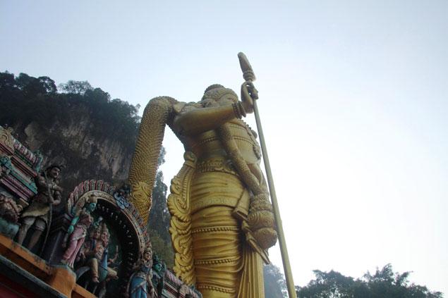 Estatua de Muruga