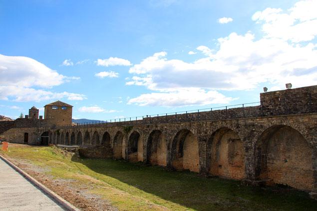 Murallas de Ainsa