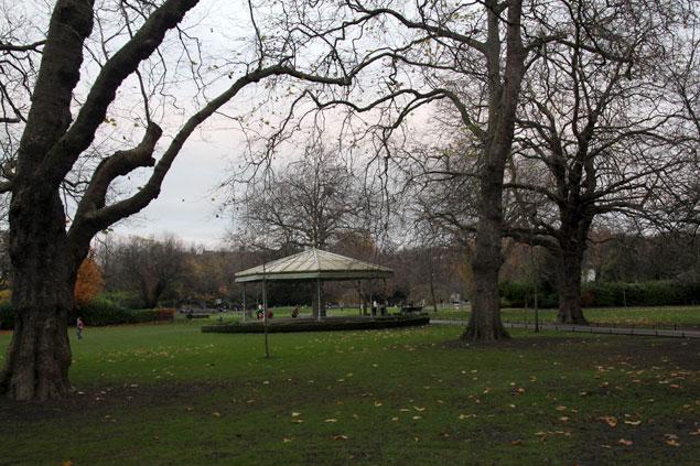 Parque inmenso