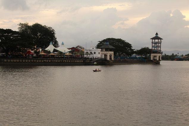 río Sungai sarawak