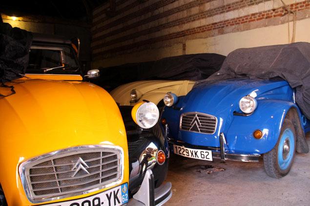 Vehículos clásicos