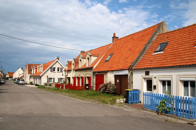 Casas de Wissant