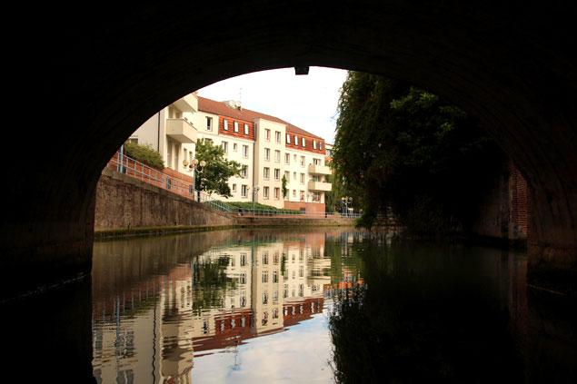 Canales de Douai