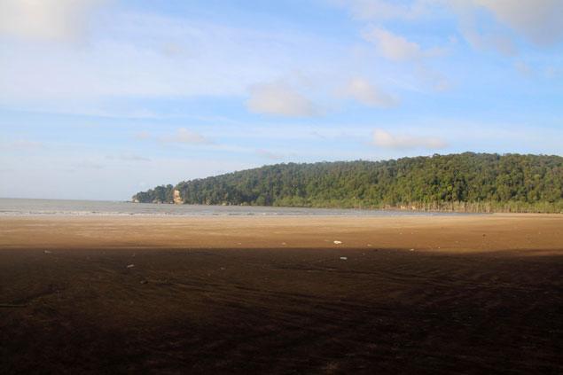 Playa de Bako