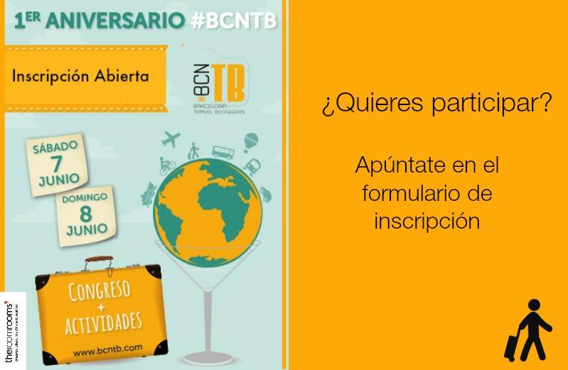 Barcelona Travel Bloggers cumple 1 año