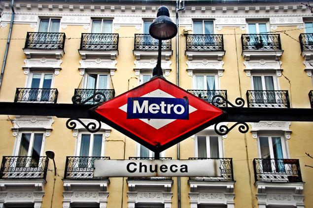Barrio de Chueca