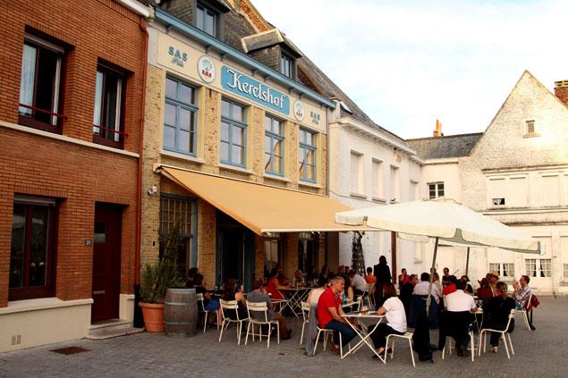 Grand Place de Cassel