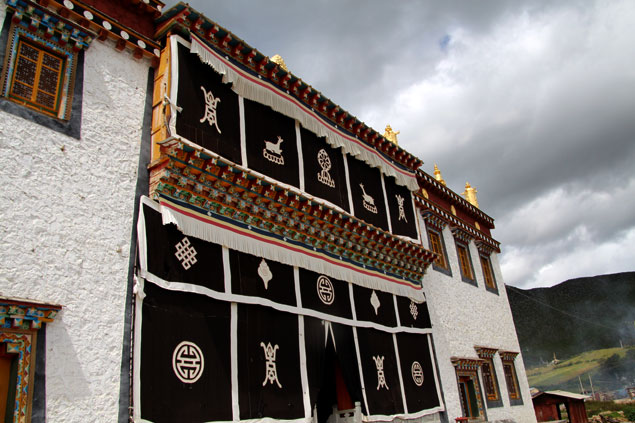 Arraigado al Tibet