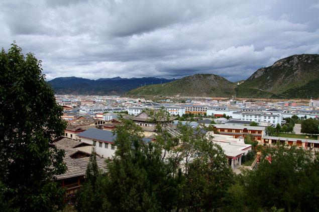 Vistas de Shangri-la