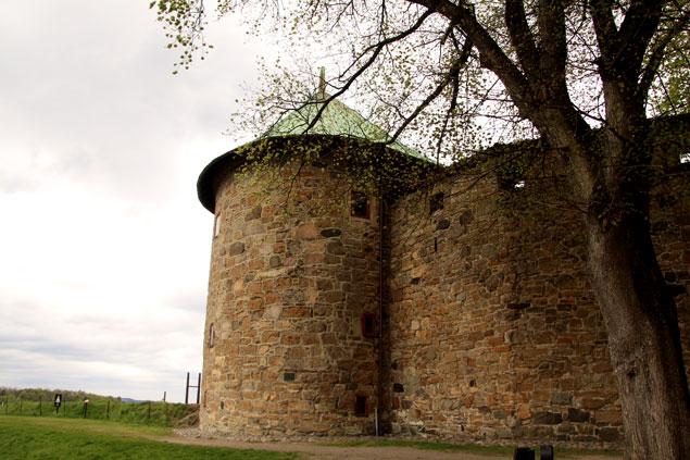 Muralla de Akershus