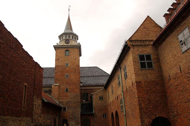 Torre principal de Akershus