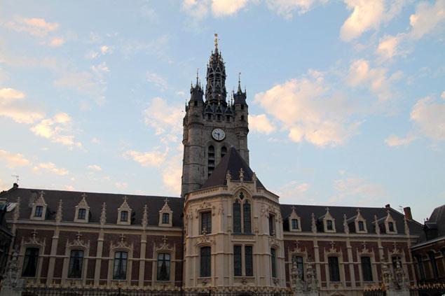 La Torre de la campana de Douai