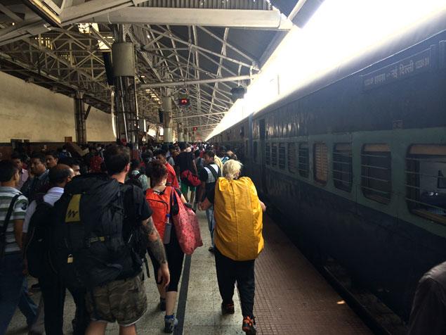 Estación de Varanasi