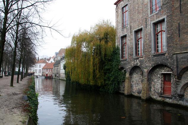 La mágia del canal Groenerei