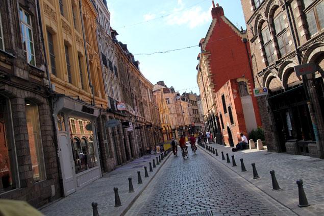 Calles de la Vieja Lille