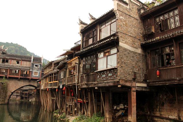 Casas sobre pilares