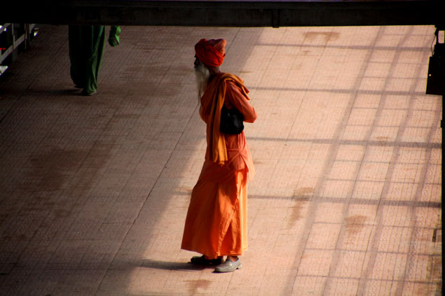 Nómadas de la India