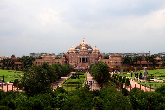 uno de los 10 lugares que ver en Delhi