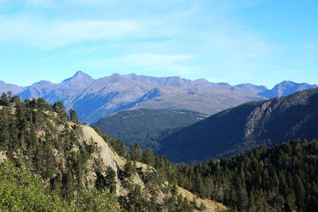 Paraíso entre montañas