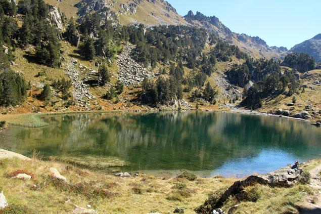La tierra de los lagos