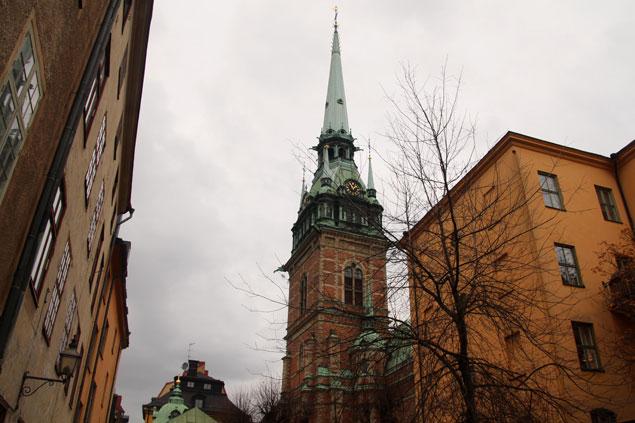 Iglesia de Sta Gerturdis