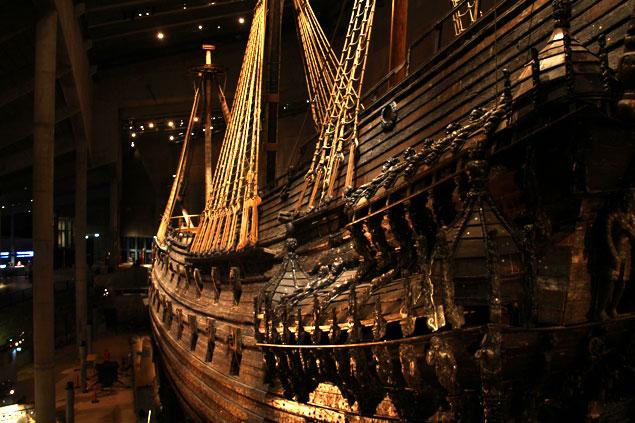 Barco del Museo Vasa