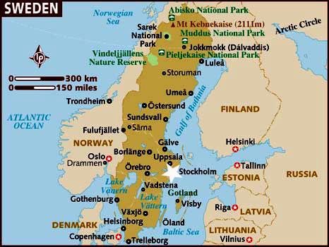 suecia mapa Estocolmo (Suecia) Información y mapa suecia mapa
