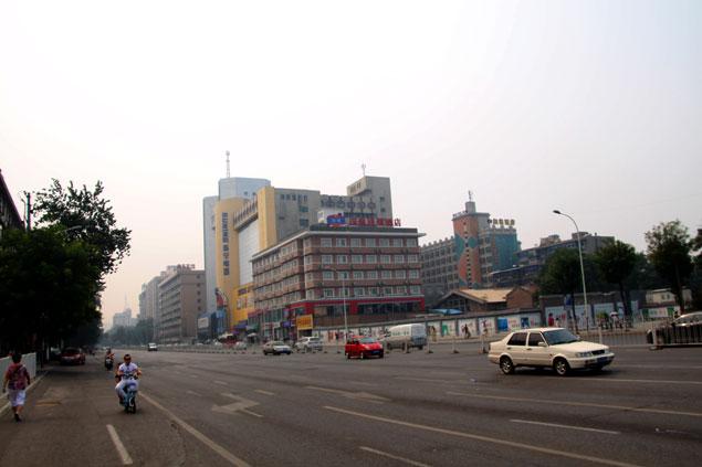 Calles de Xi'an
